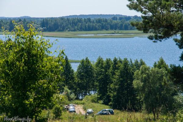 турстоянка Браславские озёра