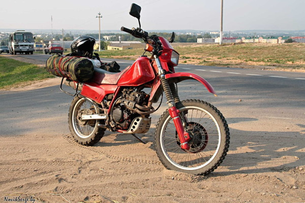 мотоцикл Хонда эндуро