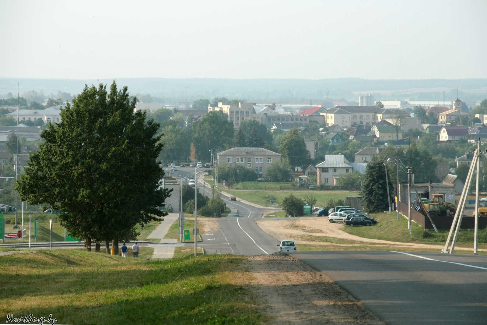 посёлок Смолевичи