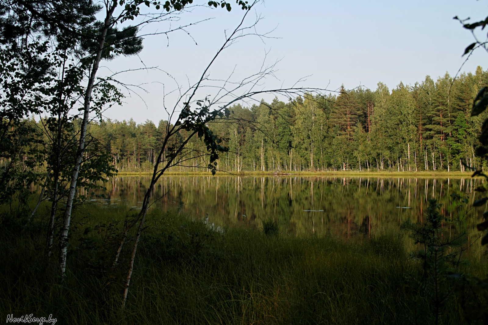 Озеро Чарнец
