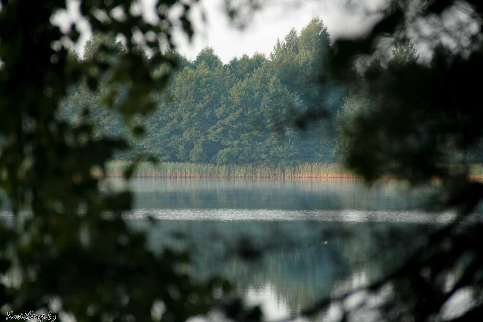 Озеро Неколочь