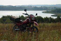Озеро Отолово, турэндуро, Беларусь
