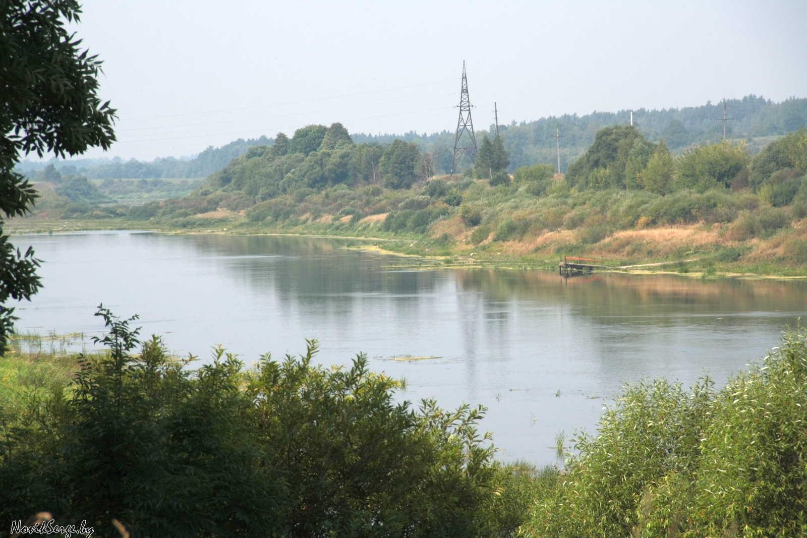 река Западная Двина, Дисна