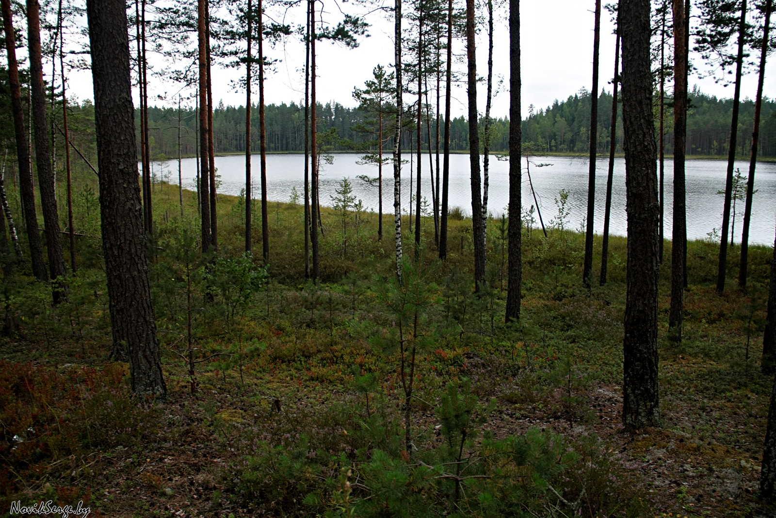 Озеро Аксёново