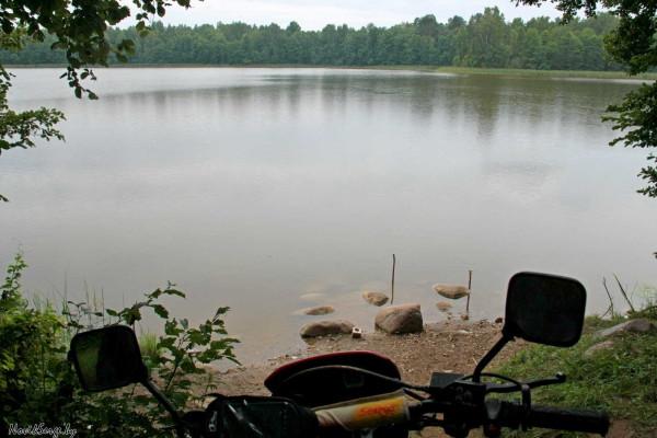Озеро Шевино, северовосток