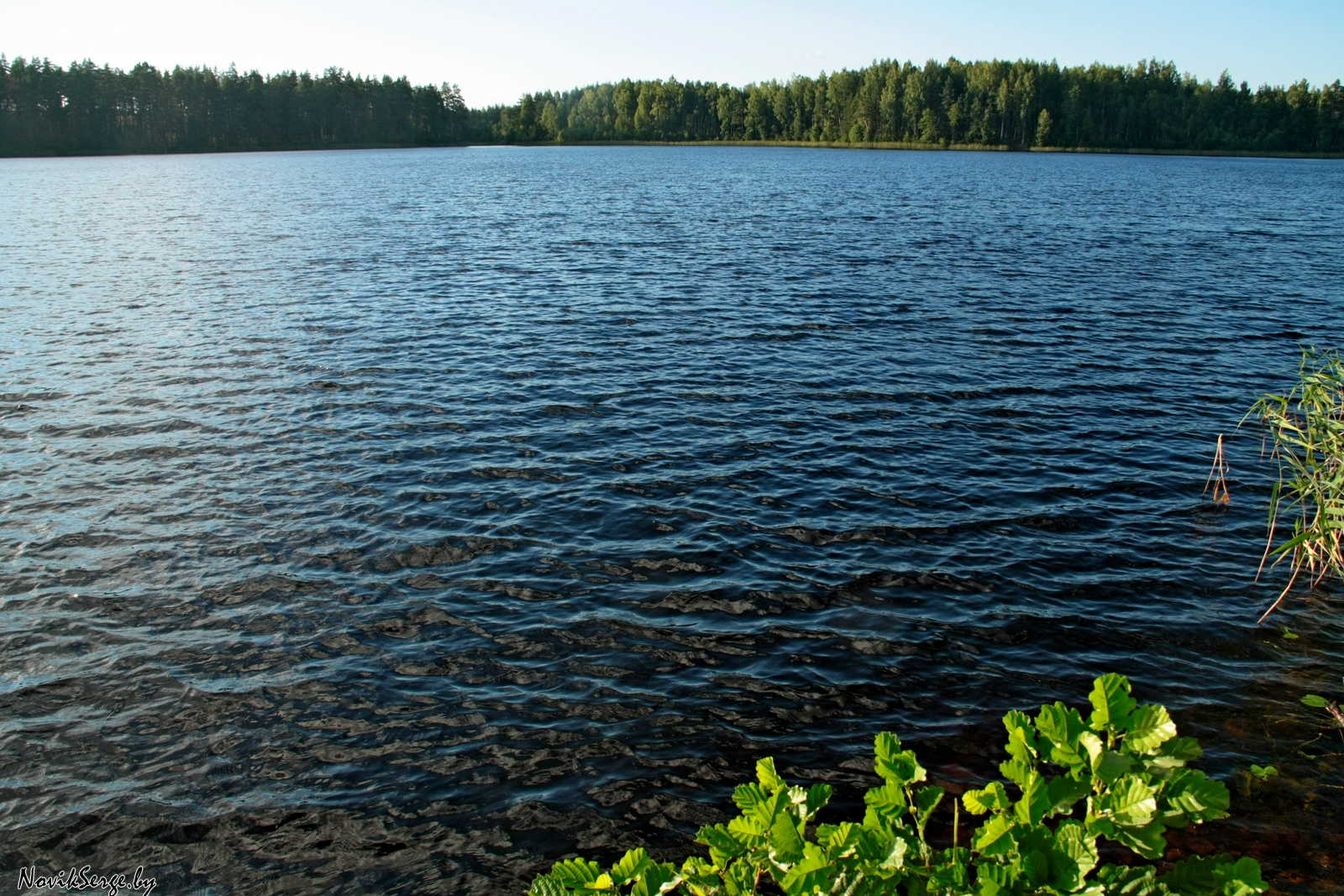 Озеро Глубочино