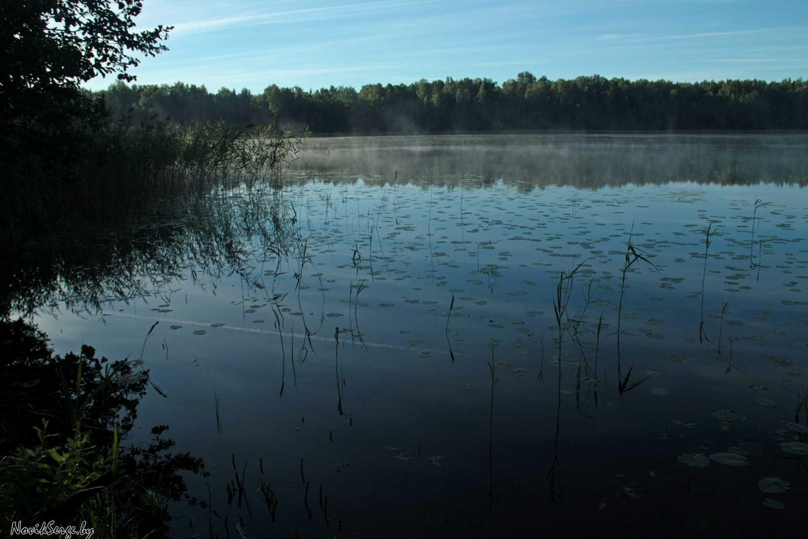 Озеро Неклея