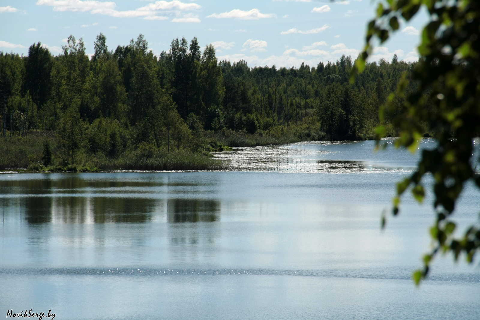 Озеро Тросно