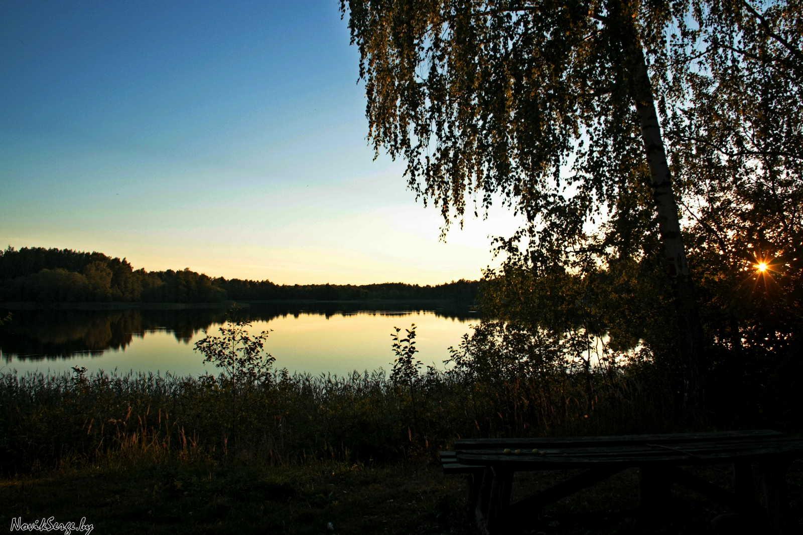 Озеро Залешно