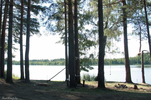 озеро Большое Ореховское