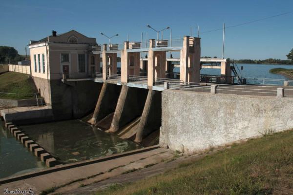 Тетёрское водохранилище, гэс
