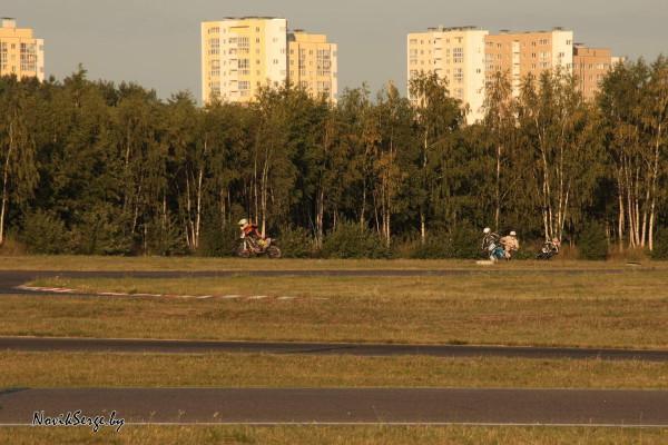 Минск трасса на Боровой