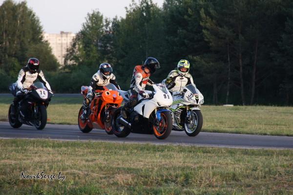4 мотоцикла